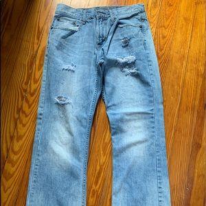American Eagle men's jeans 32x34